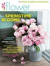 flower magazine march-april 2014