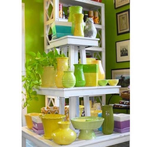 Halcyon Vases