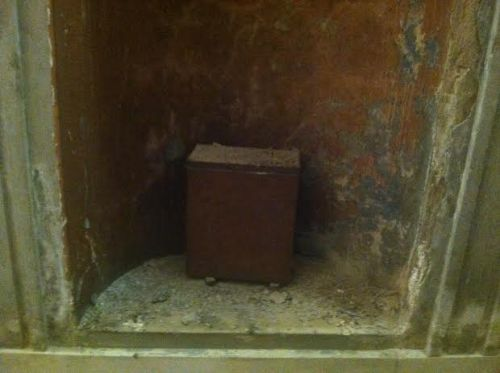 Time Capsule, in the Washington Monument