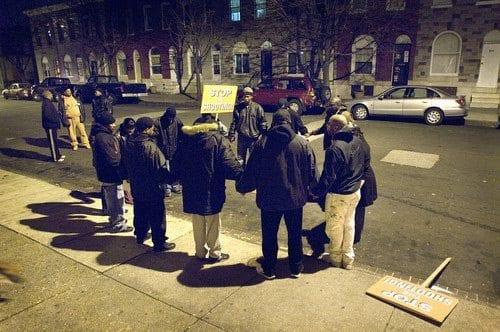 Ex-Cons Make Baltimore's Streets Safer