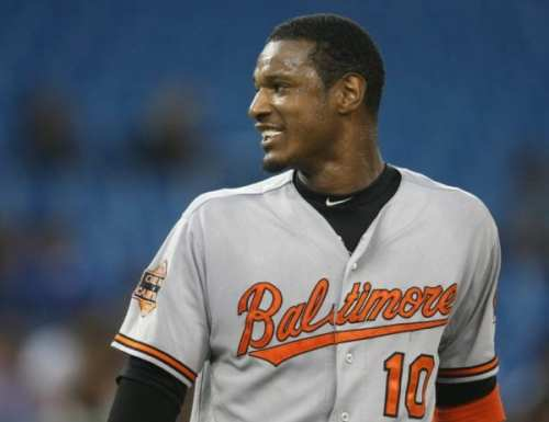 USP MLB: BALTIMORE ORIOLES AT TORONTO BLUE JAYS S BBA CAN ON