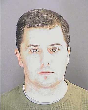 Kyle Muehlhauser (Howard County booking photo)