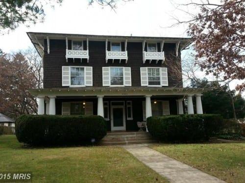 Roland Avenue house