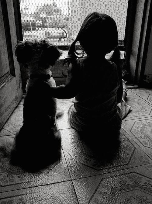 Girl_And_Her_Dog