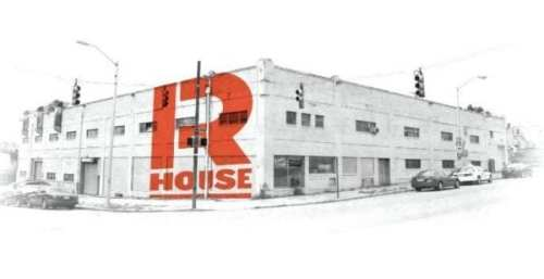 R. House, a rendering.
