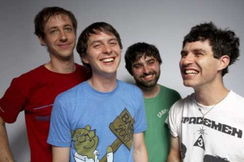 Pleased with yourselves, Animal Collective?