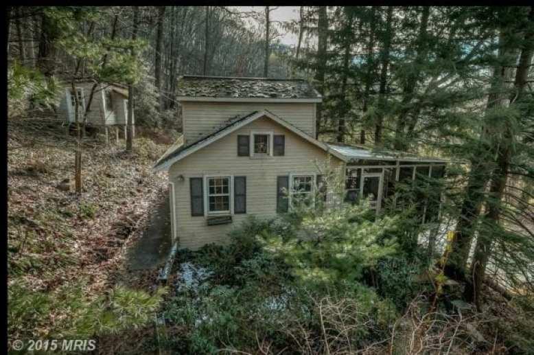 Blue Mount:cottage