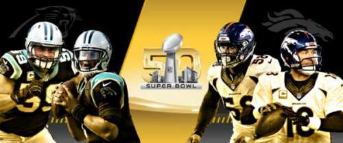 Image from the Official Super Bowl 50 Website