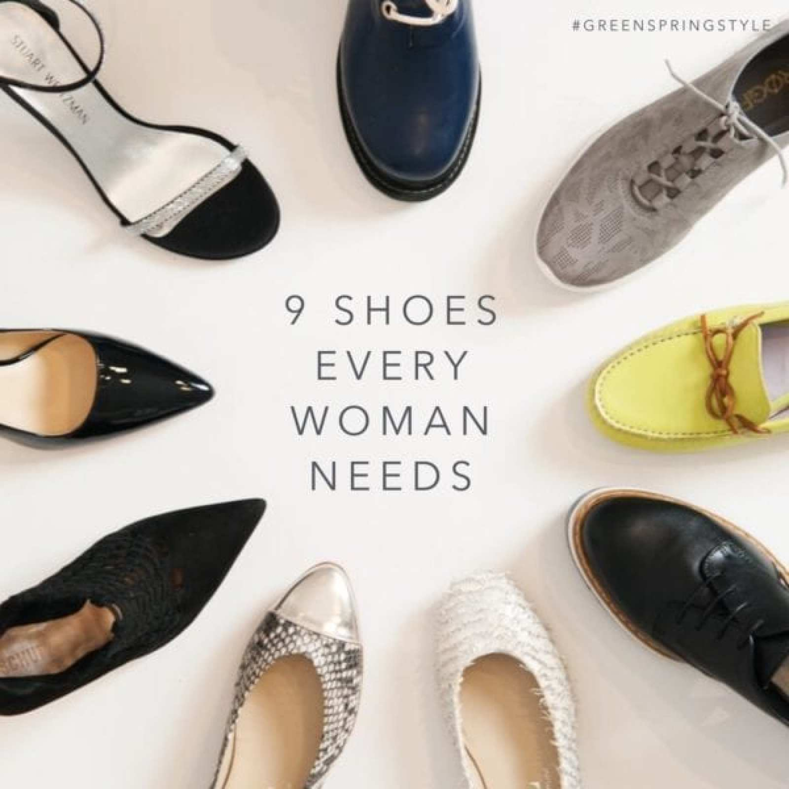 Shoes Every Woman Should Own - Matava Shoes