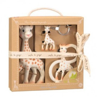 Trio Sophie the Giraffe Gift Pack