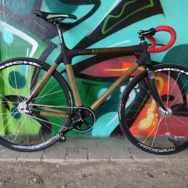 Bambus Fahrrad