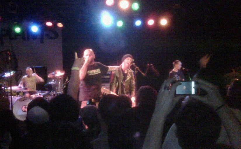 Review – Transplants Roxy Theater Show 2/10 – Los Angeles, CA