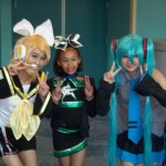 Anime Cosplay - WonderCon 2012