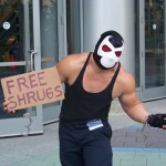 Shrugs? Bain? Cosplay - WonderCon 2012