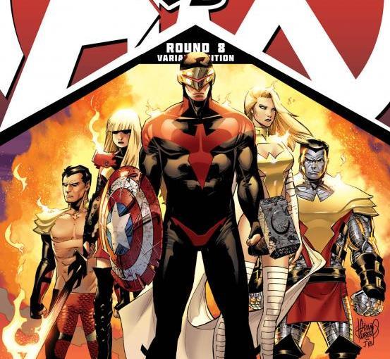 Review – Avengers vs X-Men #8 (AVX)