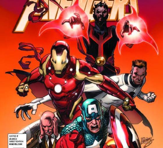 Review – New Avengers #29 (AVX)