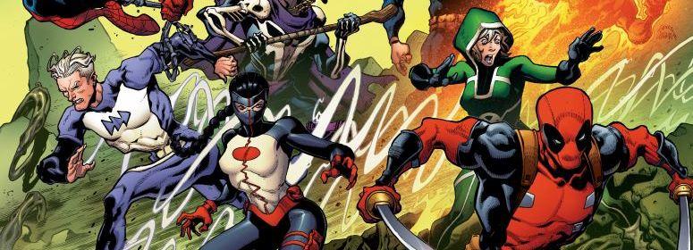 The Uncanny Avengers (2015) #1