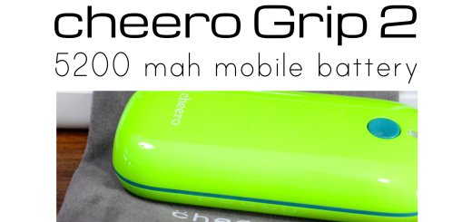 cheero grip 2