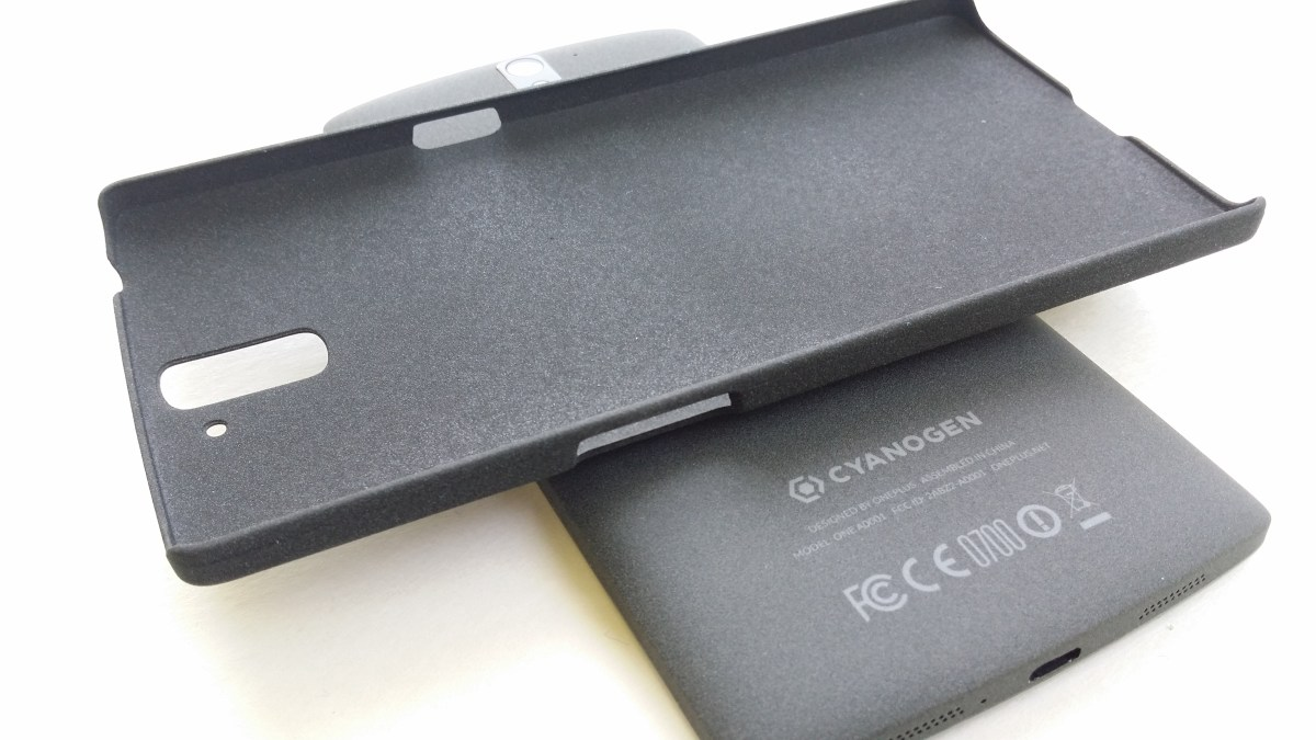 The best case for the OnePlus One