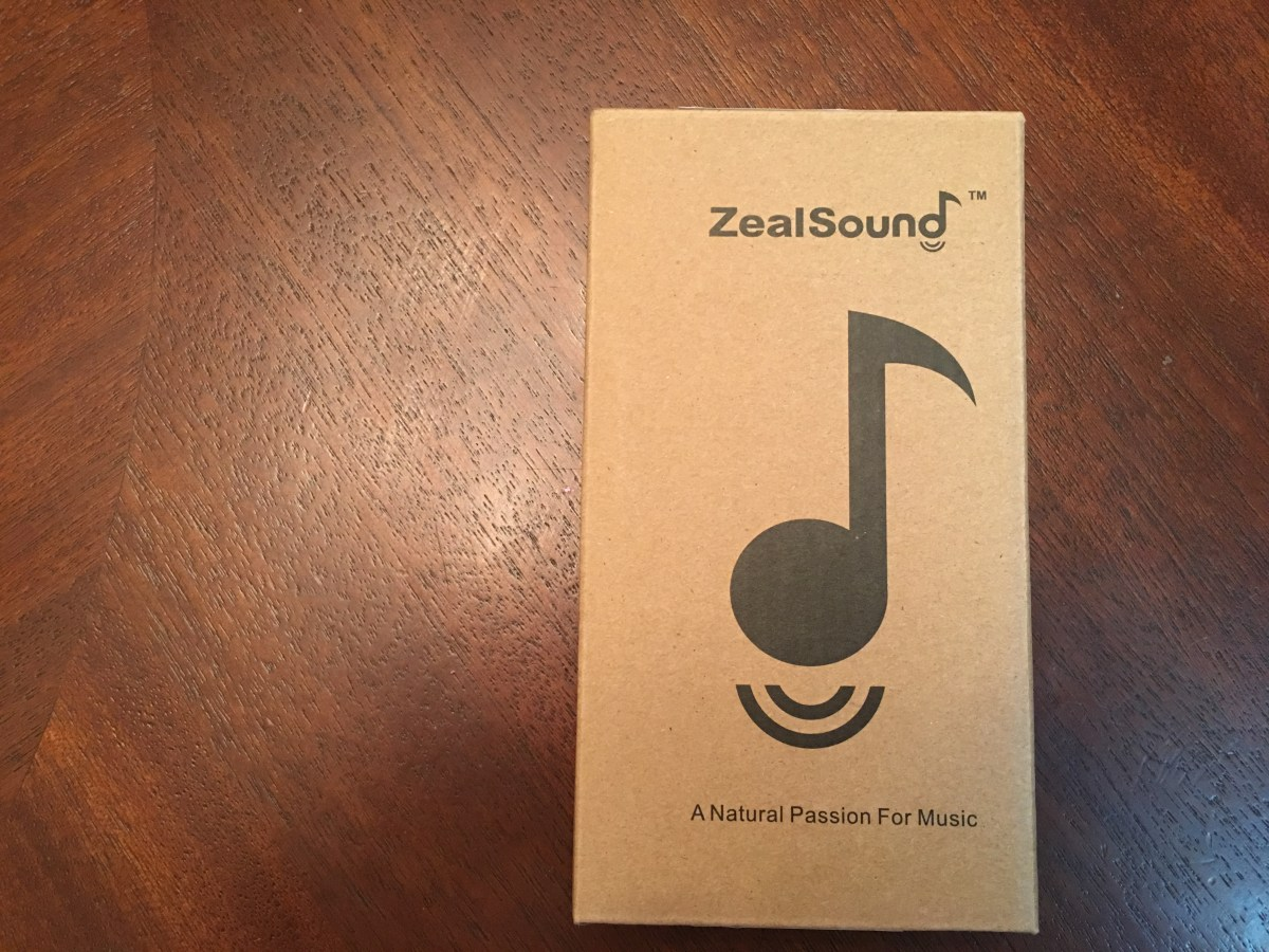 [Review] ZealSound HDE-300 Wired Headphones