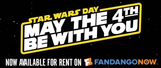 Rent 'Star Wars: The Force Awakens' for only $4