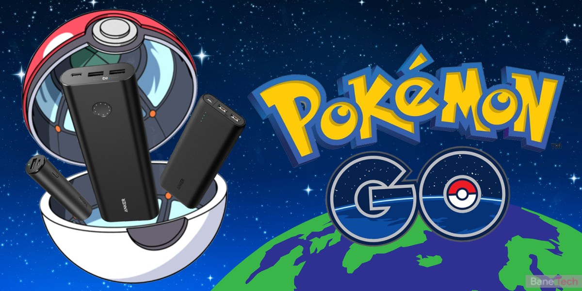Best Pokémon GO Battery Packs