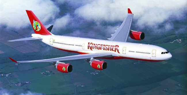 Kingfisher A340-500