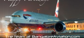 Merry_Christmas_Happy_Holiday_British_Airways_G-STBB_Boeing_777_300_ER_Night