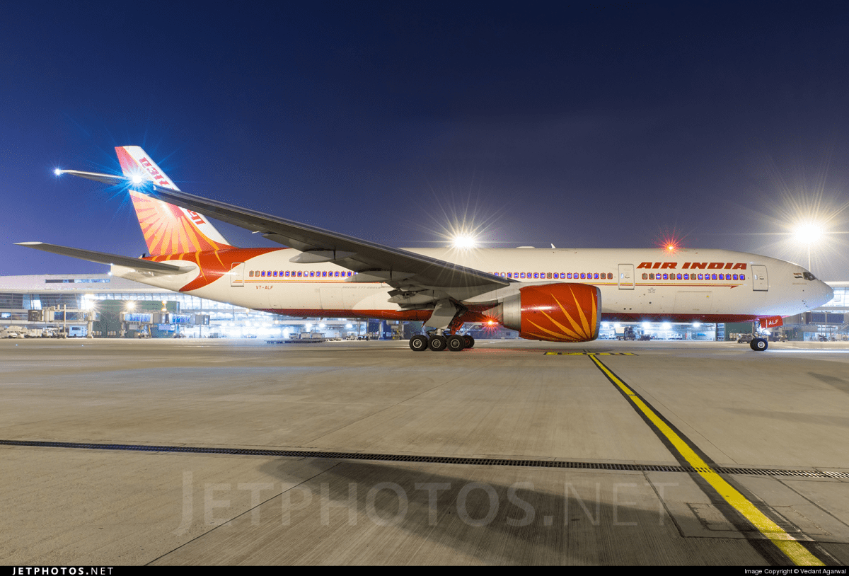 Air India loses money on all international flights, but two