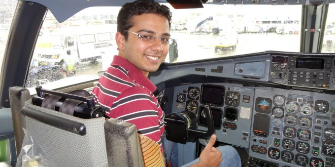 Vasuki Prasad, the Flying Engineer