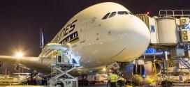 Seat-belt warning. Mumbai bound A380 suffers injuries during turbulence