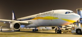 Jet Airways Airbus A330-200 VT-JWQ. Image copyright Vedant Agarwal.