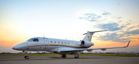 Embraer delivers it's first Legacy 500