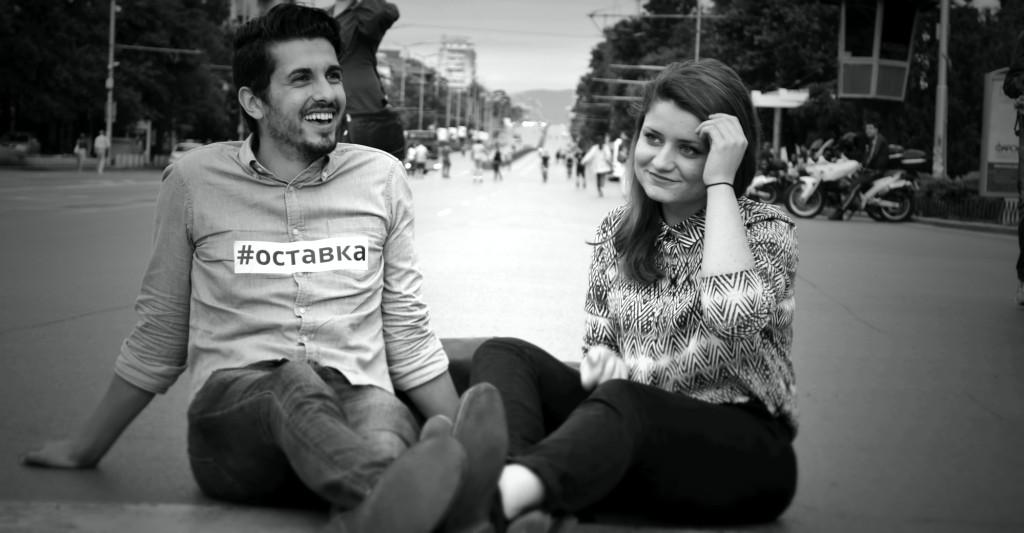 1 година #ДАНСwithme. Снимка: Сава Tашев
