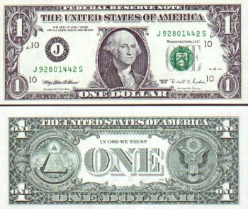 United States of America Dollar - American Currency Gallery - Banknotes.com - American Bank ...