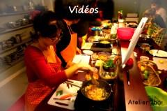 Vidéos (Page d'accueil)