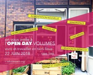 Volumes Openday 2018 (220618)