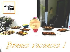 Atelier Thai - Belles vacances