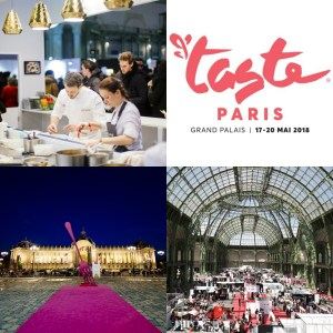 Patchwork Taste of Paris 2018