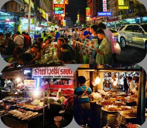 Thai Street Food Patchwork2
