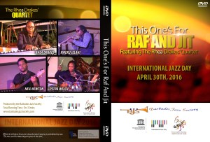 Jazz_DVD Case