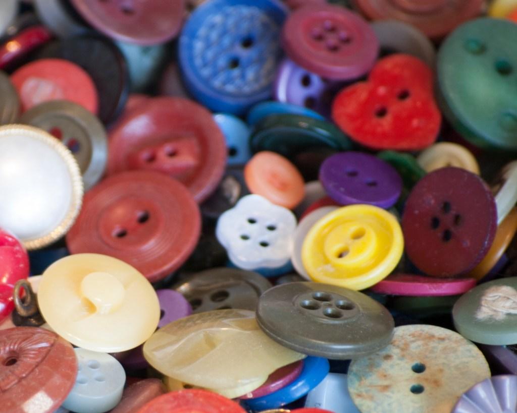 Button Photograph