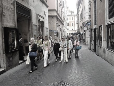 Personal Shopping itineraries - perfect for groups!