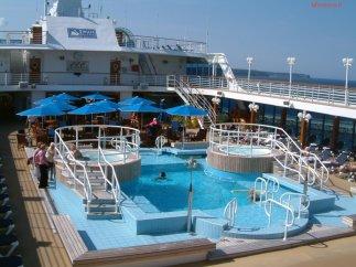 Minerva's sun-deck