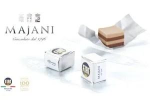 Majani Cioccolatini Fiat Bar Oasi Desenzano