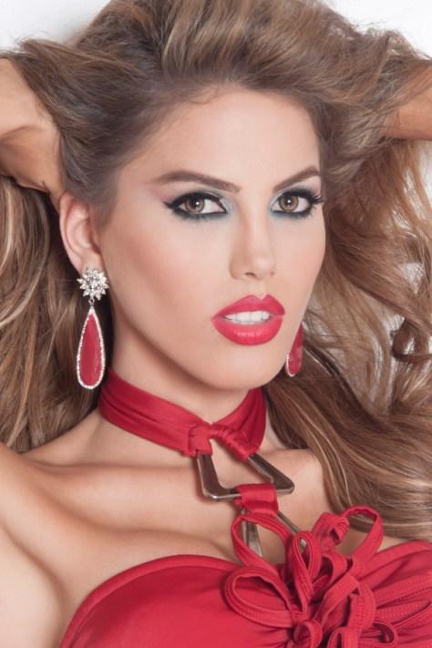 Anyela Galante Closeup