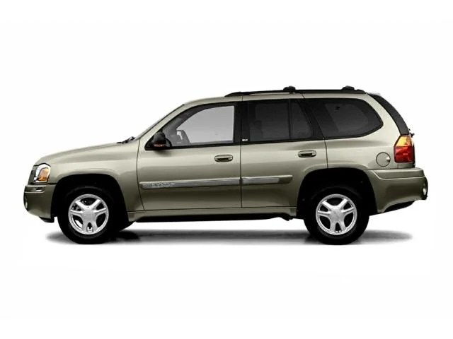 2003 GMC Envoy SLE in Swanton  VT   Burlington GMC Envoy   E  J      2003 GMC Envoy SLE in Swanton  VT   E  J  Barrette and Sons