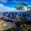 HDR photo of the South Rim of The Grand Canyon, Grand Canyon National Park