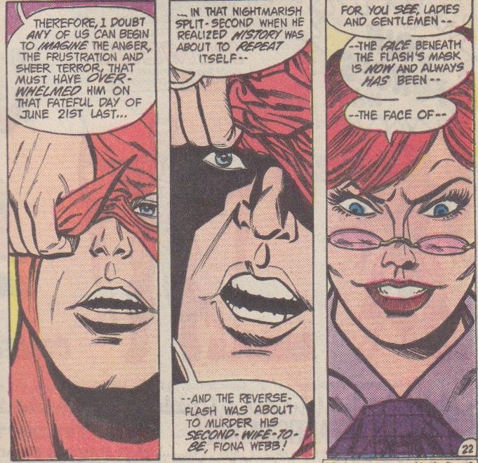 Flash mask