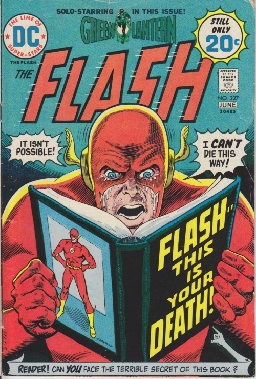 Flash reads